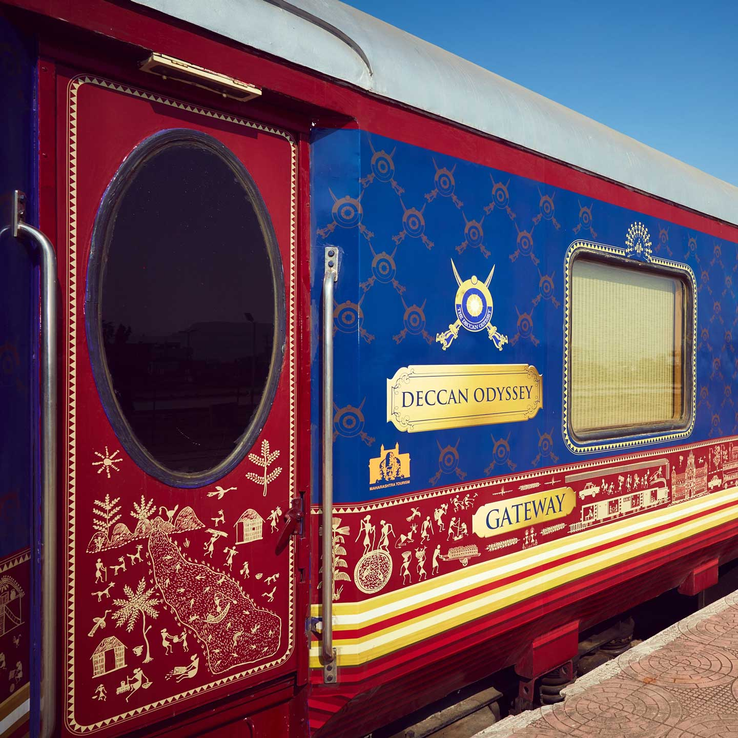 Luxury Trains, Deccan Odyssey
