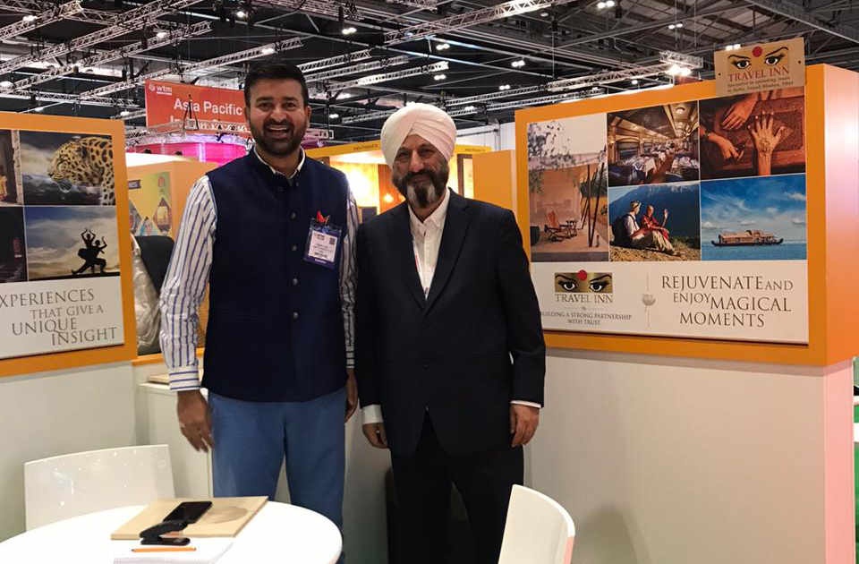Travel Inn at WTM2019